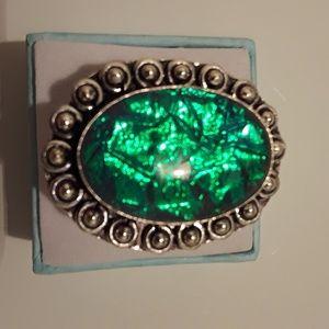 Australian triple opal ring size 7 new